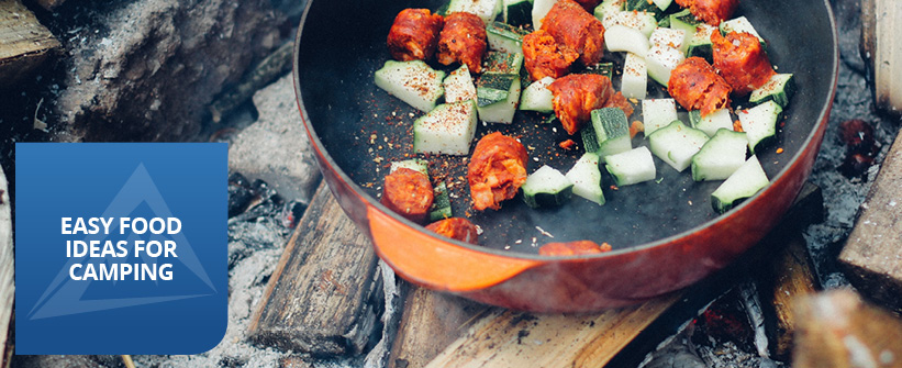 Food ideas for camping