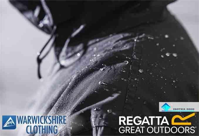 Regatta IsoTex 5000 or IsoTex 10000 jacket from Warwickshireclothing.com