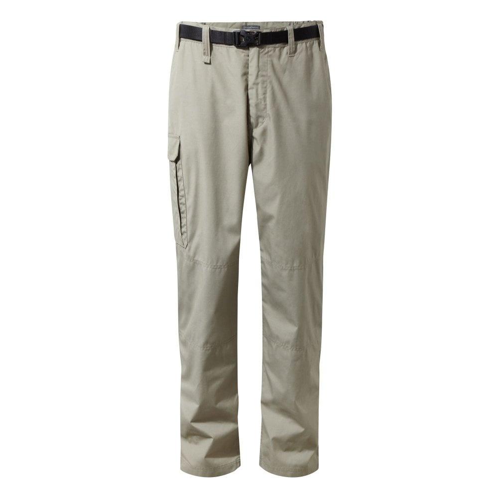 66365e7faa12 Craghoppers Classic Kiwi Mens Trousers Rubble