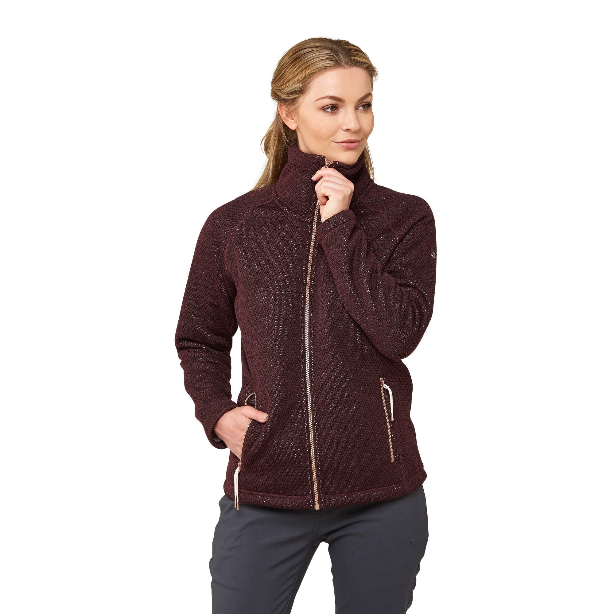 Craghoppers Womens Nairn Fleece Jacket