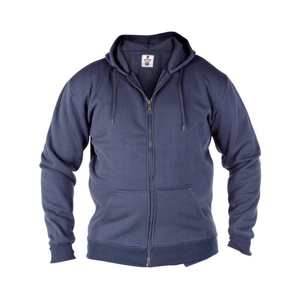 Confident Mens 2xl Zip Up Navy Hoodie Activewear Hoodies & Sweatshirts