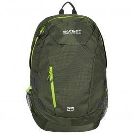 d8b3d732db8 Altorock II 25 Litre Backpack Rucksack Daypack Green