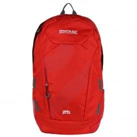 1876dbabea1 Altorock II 25 Litre Backpack Rucksack Daypack Pepper Red