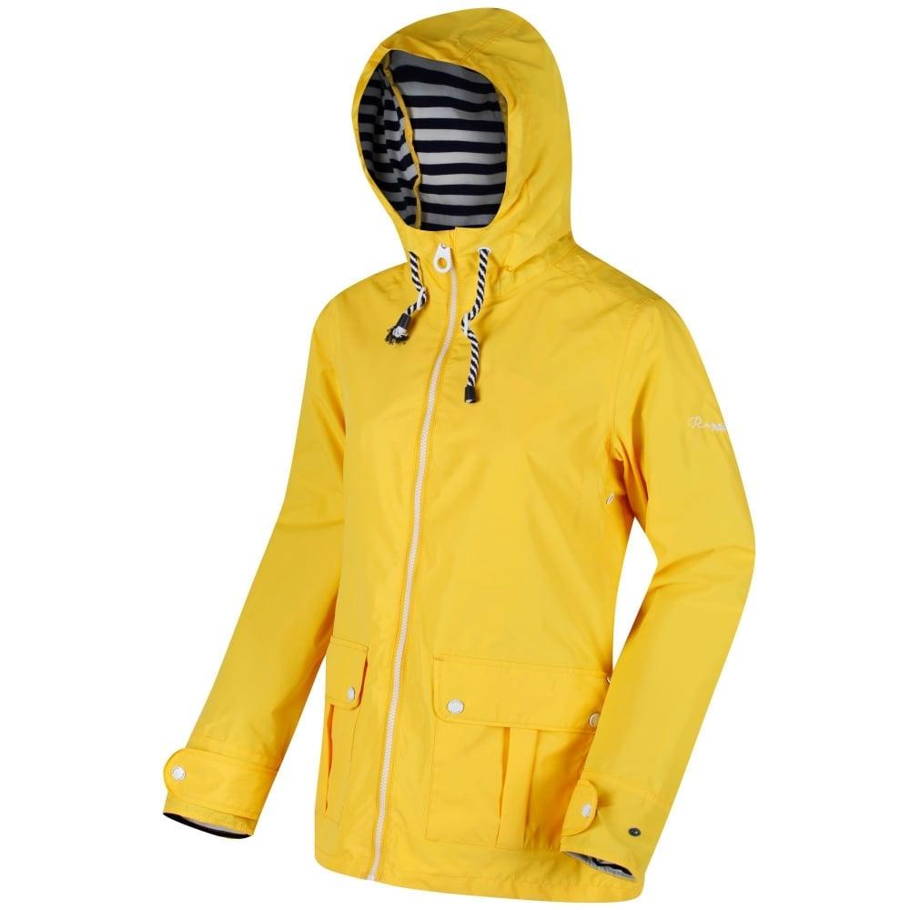 official new high official price Regatta Bayeur II Womens Waterproof Jacket Lifeguard Yellow