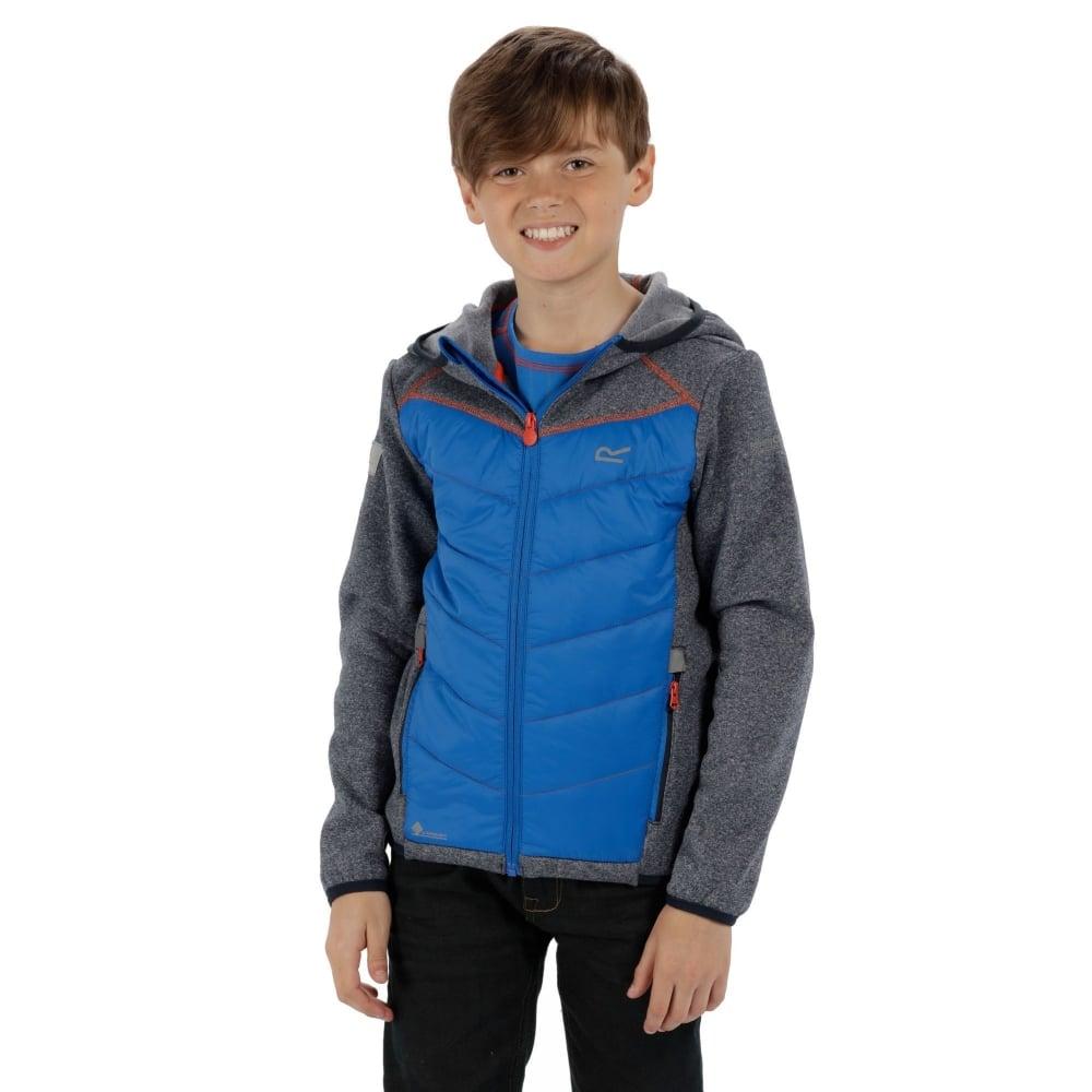 Regatta Boys Kielder Hybrid Insulated Jacket