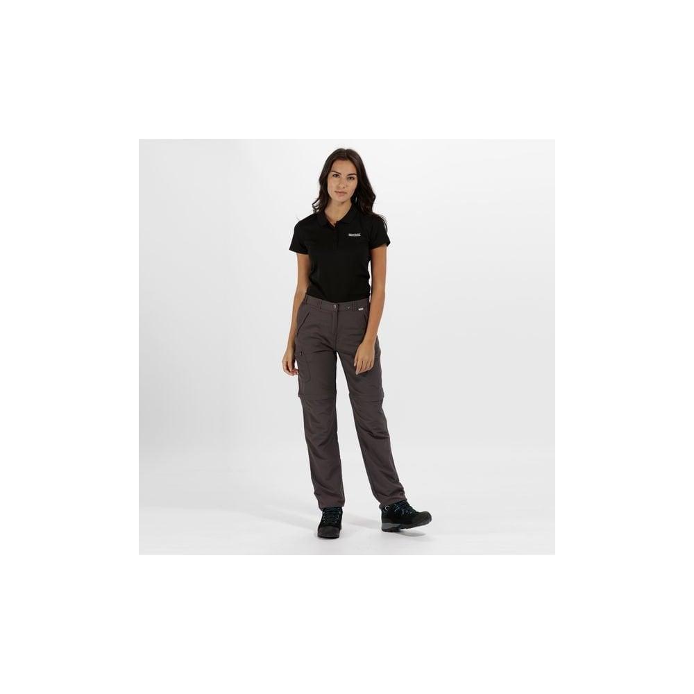 Regatta Ladies Chaska Zip Off Trousers