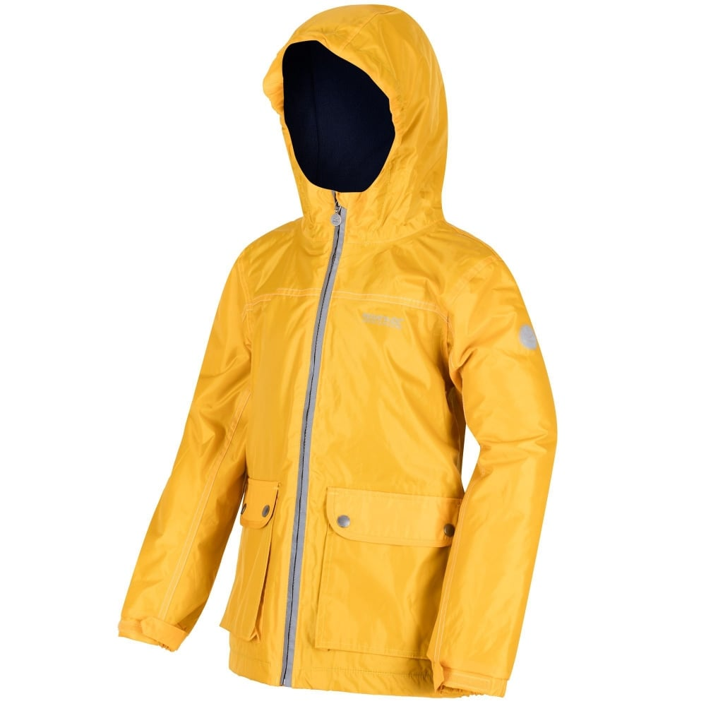718751039 Regatta Kids Malham Waterproof Jacket