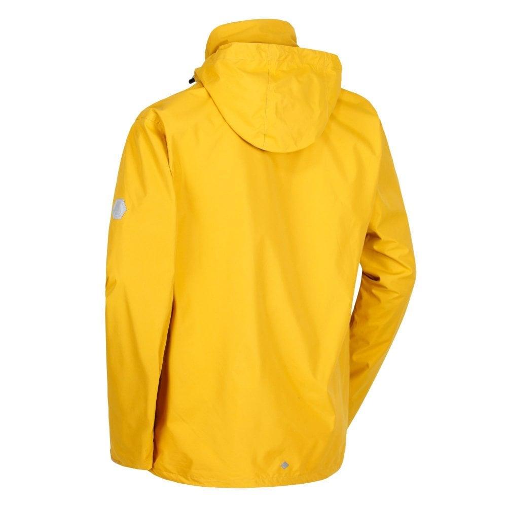 3be9162b2 Matt Mens Waterproof Jacket Mustard Seed