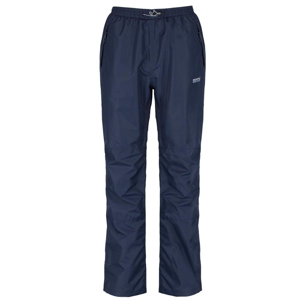 Regatta mens chandler waterproof trousers warwickshire clothing mens chandler lined waterproof trousers navy publicscrutiny Gallery