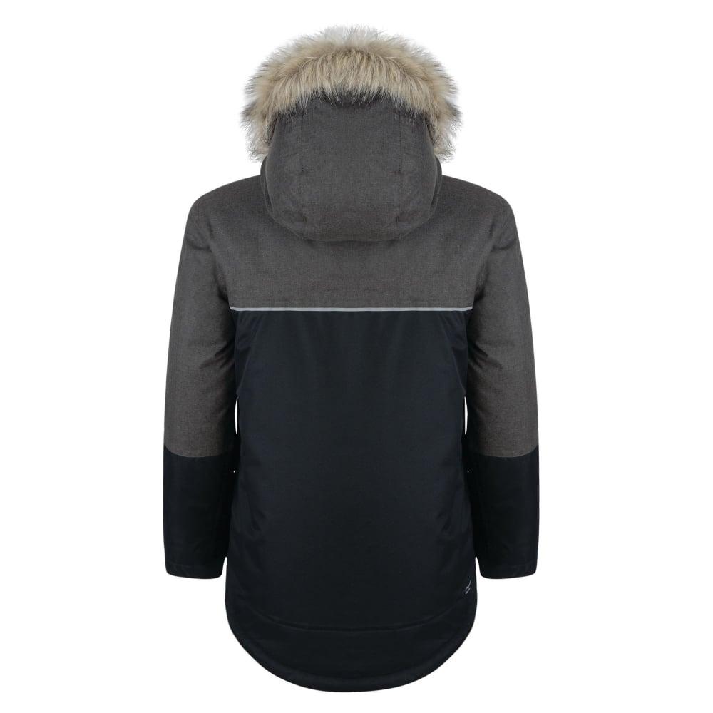 Regatta Paxton Boys Parka Waterproof Lightly Insulated Coat