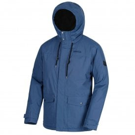 325107c626 Syrus Mens Waterproof Jacket Dark Denim