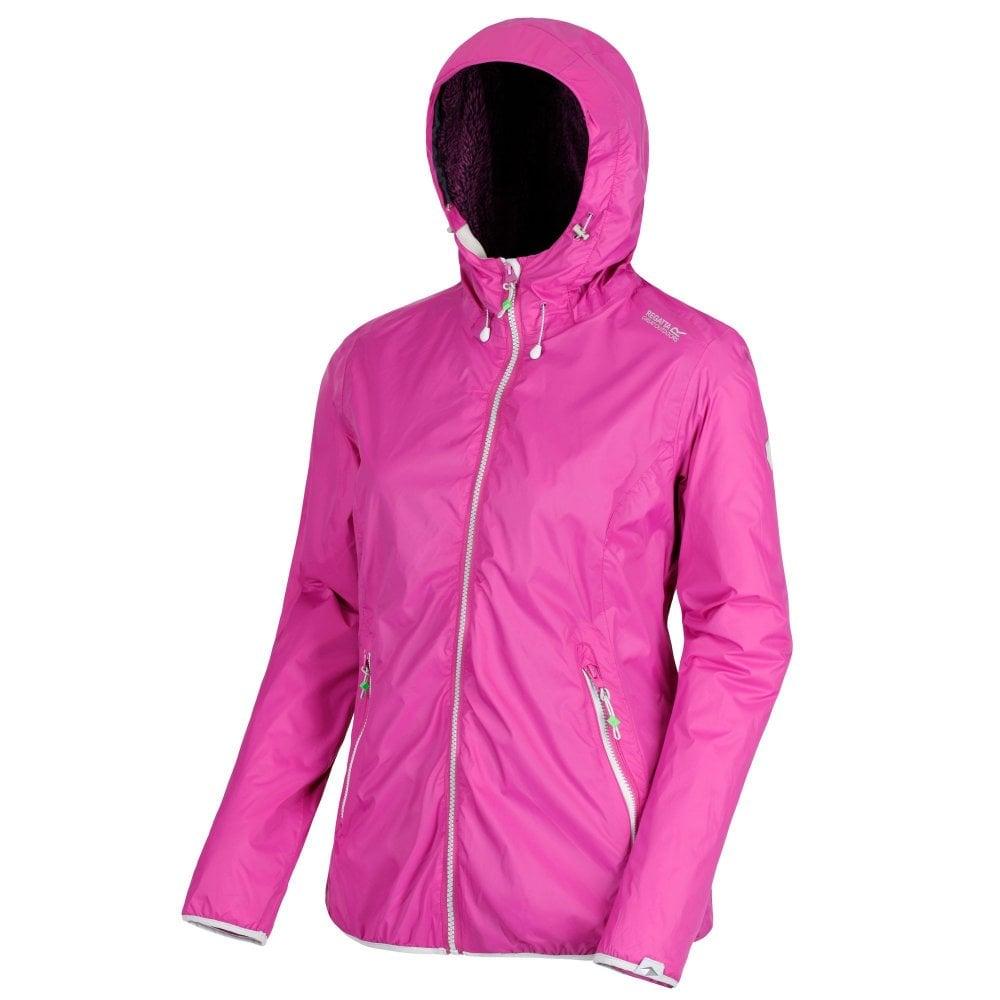 pretty and colorful amazing quality new Regatta Womens Tarren Lightweight Waterproof Jacket