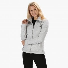 Size Regatta Solenne Womens Light Vanilla Half Zip Lightweight Fleece 24 or 26