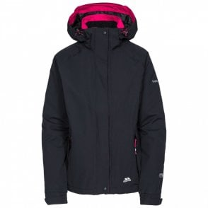 4810f493ab5 Florissant Womens Waterproof Jacket Black. Trespass ...