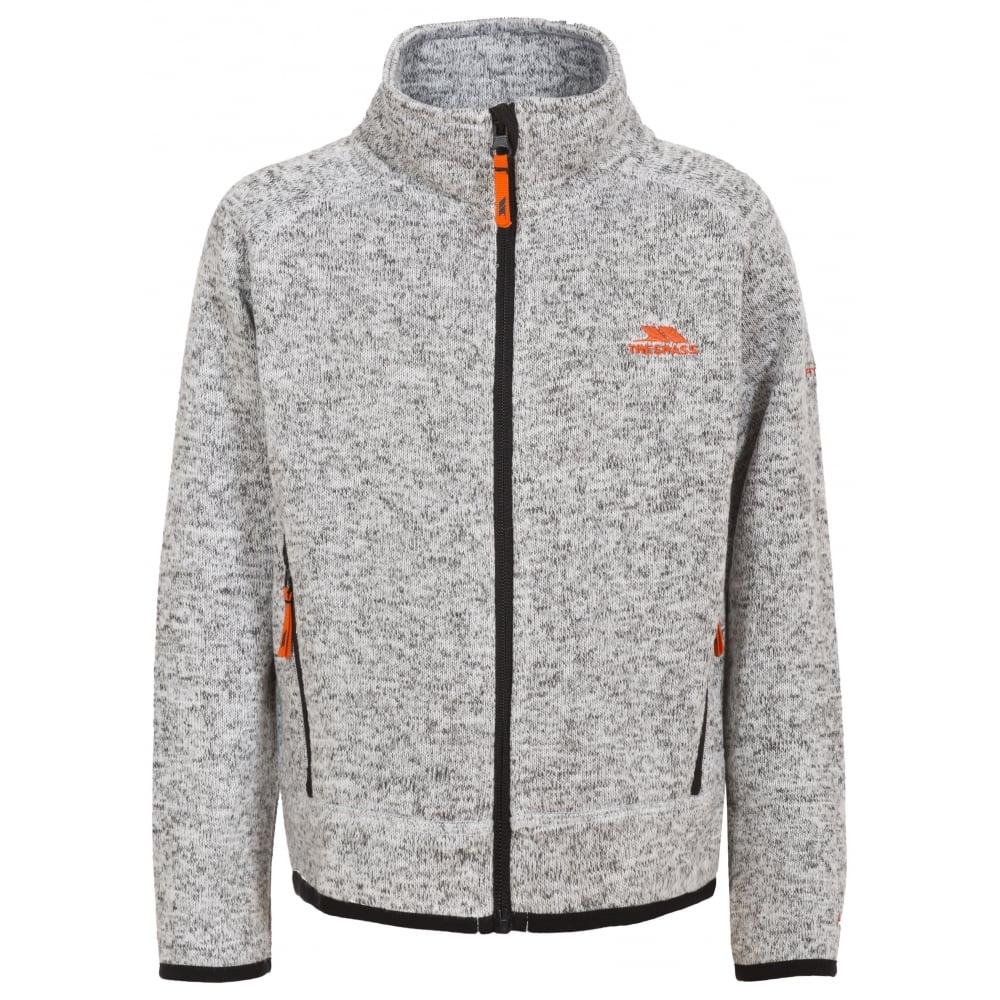 bbfffbc4 Trespass Mario Kids Full Zip Fleece Jacket | Warwickshire Clothing
