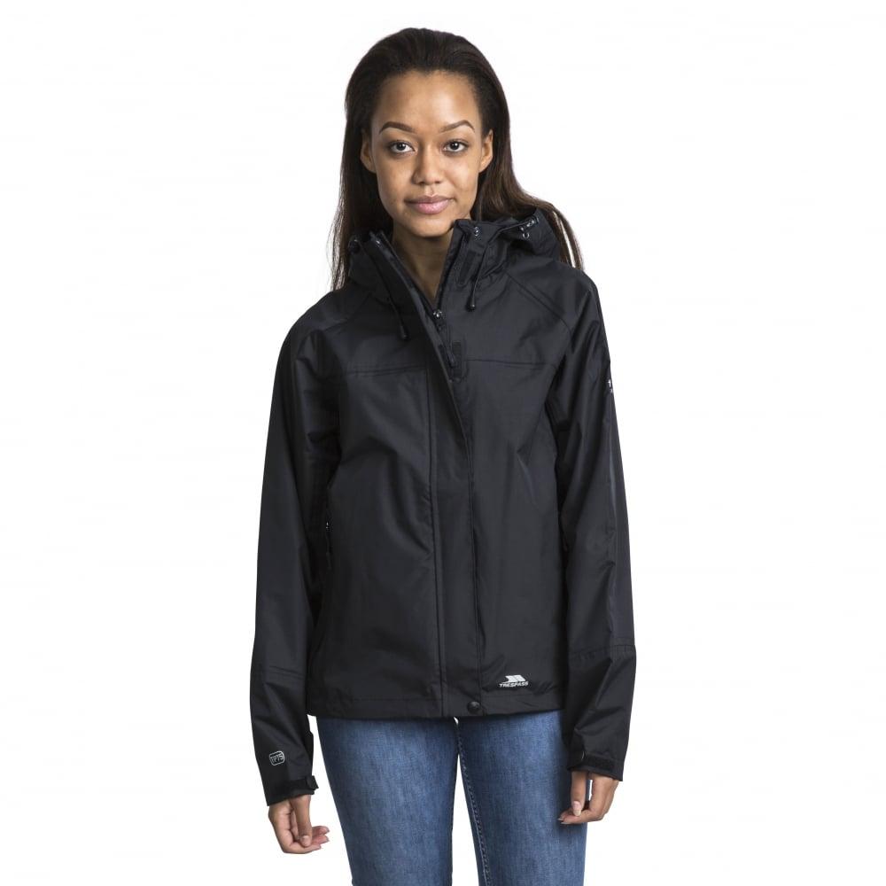 f70b1178b8eb Trespass Miyake Womens Waterproof Jacket